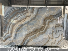 Yinxun Palissandro Marble Slabs with Cheap Price