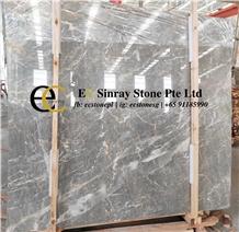 Turkey Rayas Gris Grey Marble Slabs & Tiles