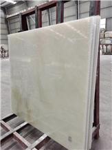 Aluminum Honeycomb Backed Onyx Natural Stone Honeycomb Panels