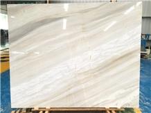 Earl White Marble Slab