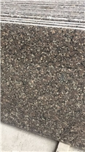 Imperial Rose Brown Granite Slabs