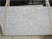 White Nevaska Granite Slabs