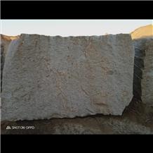 Ziarat White Marble Blocks