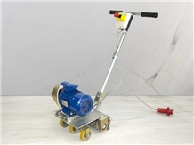 Manual Scratching Machines for Paving