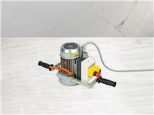 Minicar Multiuse Electrical Bush Hammering Machine