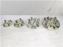 Rotary Bush Hammer Plates