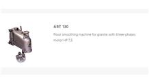 ART 130 Floor Smoothing Machine for Granite