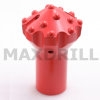 Maxdrill R32 102mm Dome Bit Tophammer Button