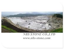 G341 Granite Blocks Grey Granite Quarry