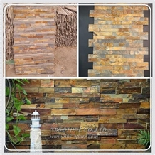 Natural Culture Stone Rusty Stone Slate for Wall