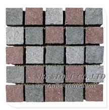 Paving Stones Granite Cubes Fan Paver Walkway