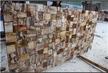 Petrified Wood Slab Brown Petrified Wood