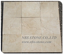 Spanish Cream / Crema Marfil Marble Slab Tile