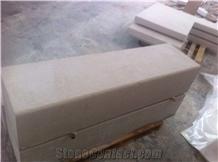 Moleanos Beige Limestone Kerbs