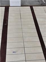 Beige Cream Marble Flooring Tile Floor Tiles