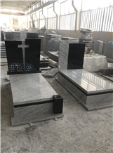 Chinese Ink White,Tombstones,Headstones
