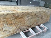 Imperial Gold,Beige Granite,Slabs&Tiles
