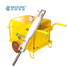 Hydraulic Rock Splitter Concrete Demolition