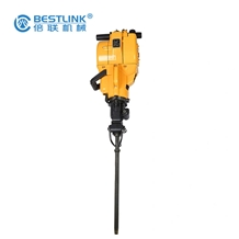 Petrol Engine Driven Gasoline Rock Drill