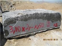 Iran Grey Marble Block