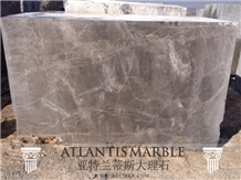 Turkish Marble Block & Slab Export / Coffee Grey