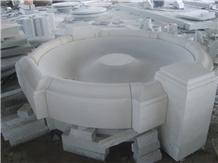 China Beige Granite Bowl, Granite Fountain