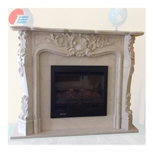Victorian Style Cheap Fireplace for Wholesale