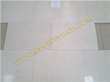 Light Cream Vanak Limestone, with Low Fossils