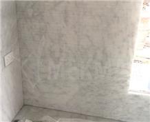 Bianco Ibiza Bamboo Marble