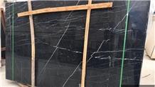 Toros Black Marble Slabs