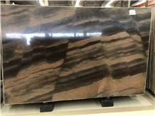 Brazil Luxury Elegant Brown Natural Quartzite Slab