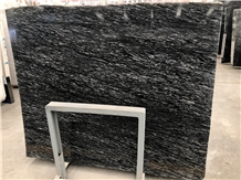 Diamond Fall Meteor Black Granite Floor Bath Tops