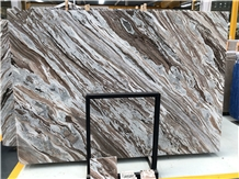 Fantasy Brown Marble for Customed Home Decor