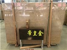 Giallo Palma Gold Marble Slab for Custom Wall Tile