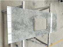 Hot Grigio Verona Grey Marble Bathroom Vanity Tops