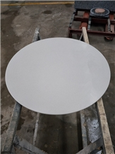 Hot Sales White Quartz for Hotel Table Top