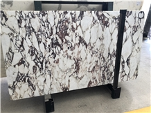 Luxury Calacatta Viola Marble for Table Top