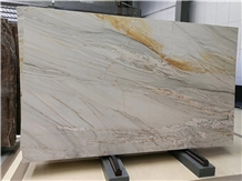 Luxury Windy Valley Quartzite Slabs Table Tops