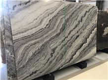 Mercury Grey Hign-End Quartzite for Home Decor
