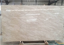 Oman Beige Sohar Marble for Interior Wall Project