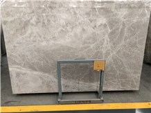 Popular Cloudy Grey Marble for Hotel Worktop