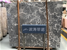 Portofino Cloud Grey Marble Indoor Application