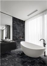 Karaoz Black Marble Tiles