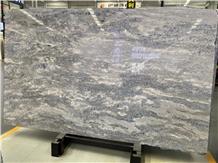 Victoria Blue Marble Slab Tiles