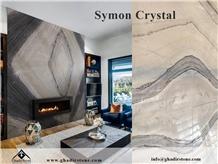 Crystal Symon Marble Tiles & Slab