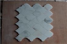 Italy Volakas Marble Marble Polished Mosaic