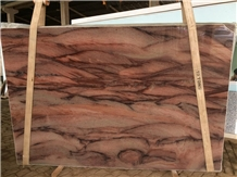 Quartzite Red Colinas Slabs