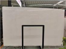 White Linken Marble Slabs 1.8cm Thickness