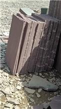 Chocolate Quartzite Tile