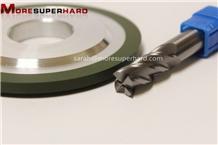 Diamond Gashing Grinding Wheel for Fluting